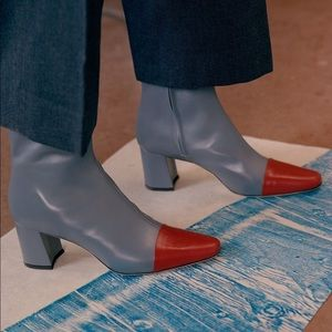 Mira Kidskin Skin Boot